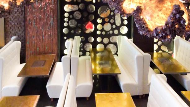 Arigato Fusion Restaurant Vista sala