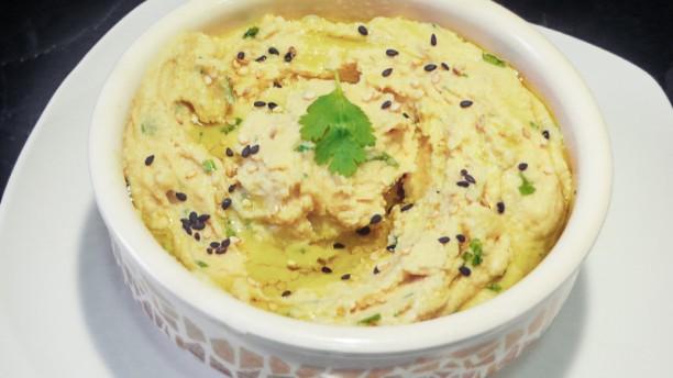 Shahrazad Hummus