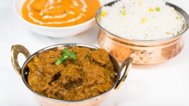 Samsara Restaurant Lam curry