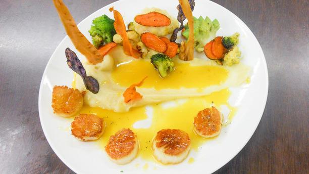 Restaurant le petit jardin villeneuve d 39 ascq menu avis prix et r servation for Le petit jardin karaoke