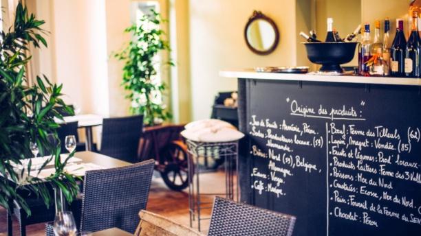 Restaurant le petit jardin villeneuve d 39 ascq 59493 for Le petit jardin