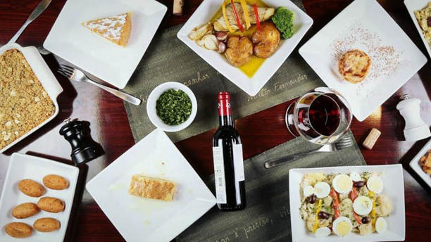 Casanova Gastronomia Sugestão do chef