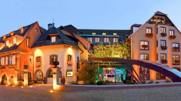 Hostellerie des Châteaux & Spa Vue de l' extérieur