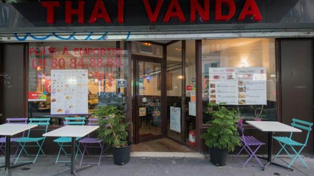 Thai Vanda Entrée