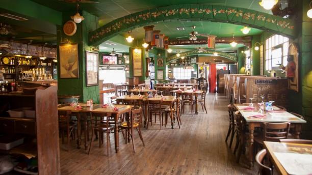 La Taberna del Viajero Sala del restaurante