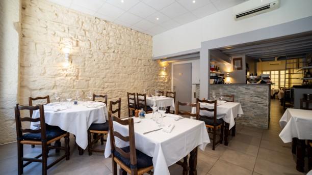 La Table d'Ambre Salle du restaurant
