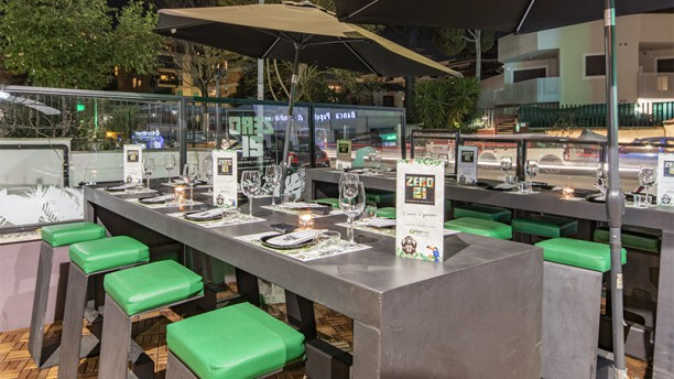 Zero21 Ponte Milvio In Rome Restaurant Reviews Menu And