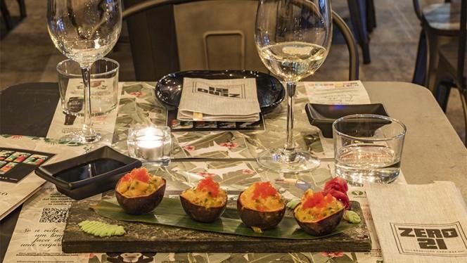 Suggerimento dello chef - Zero21 Ponte Milvio, Roma