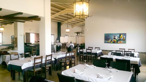 Club Boca del Sabinal Vista del interior