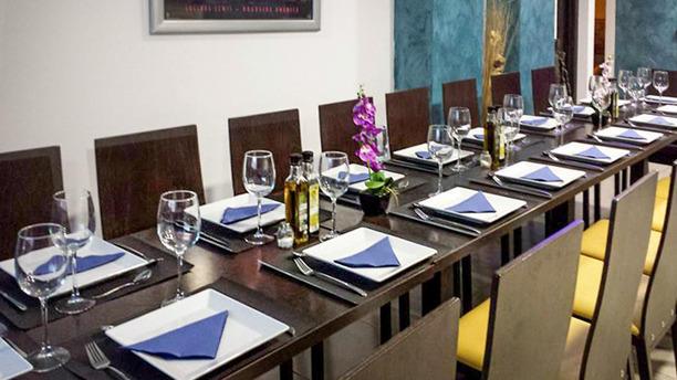 Carpe Diem - Restaurante & Cafeteria vista de la sala