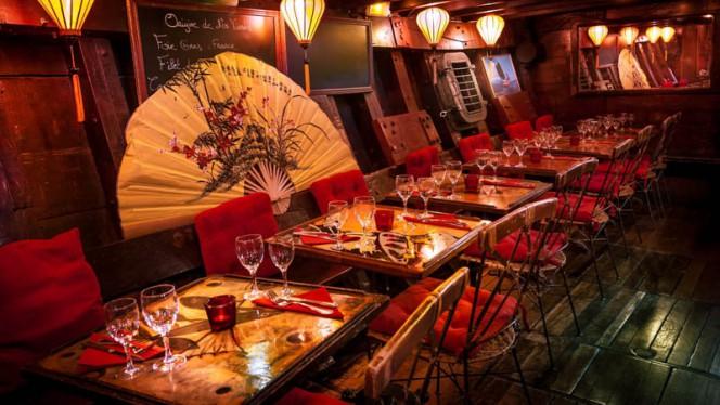 La Dame de Canton - Restaurant - Paris