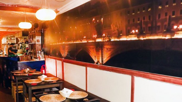 Simplesmente Pizza Bar Sala