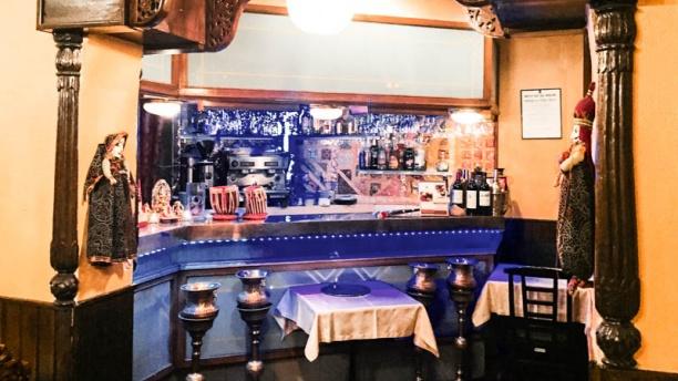 Krishna Le bar