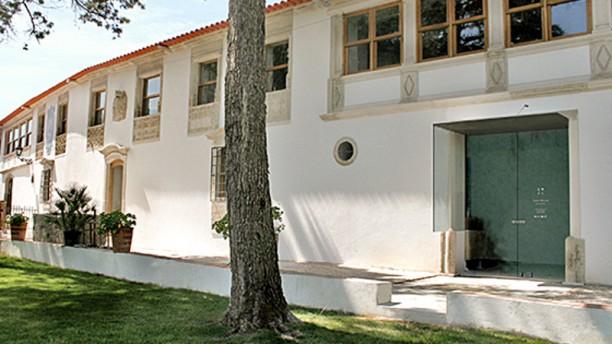 Quinta de São Luiz Entrada
