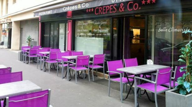 Crêpes & Co Terrasse