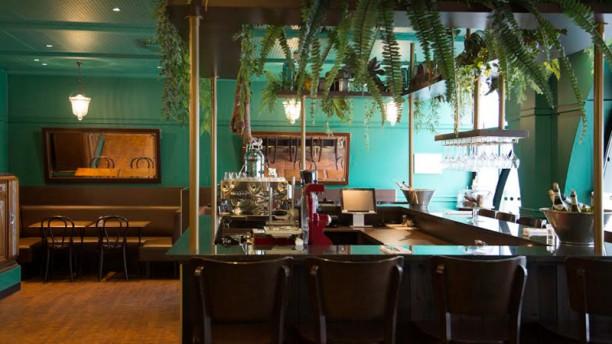 Oenomaniac – Bar à vin Salle du restaurant