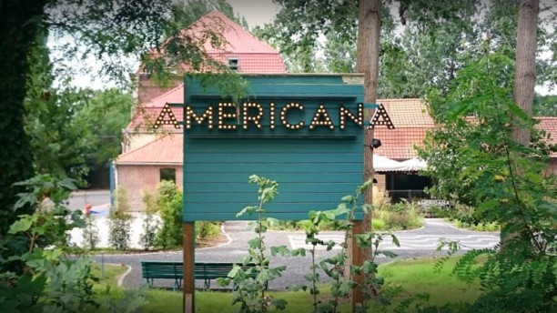 Americana Extérieur