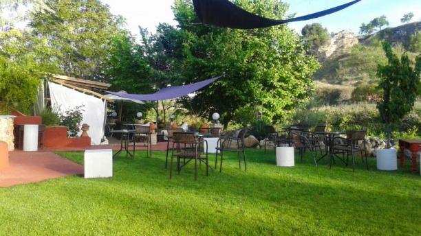 Restaurante el molino de los secretos en almoguera for El jardin de los secretos