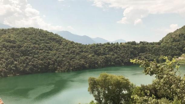 La Terrazza Sul Lago In Darfo Boario Terme Restaurant