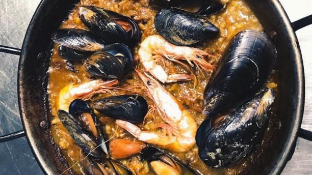 Pinketts Cocina&Barra Sugerencia del chef