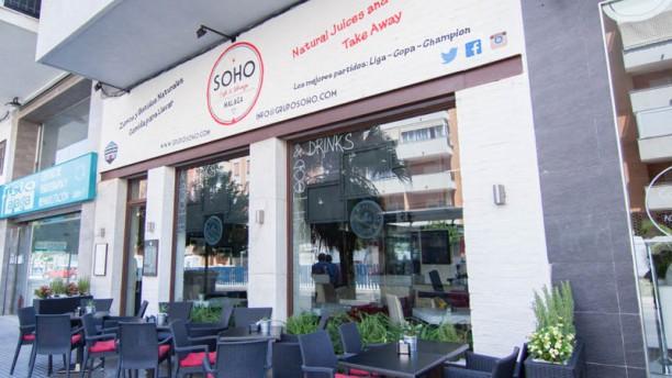 Soho Café Lounge In Málaga Restaurant Reviews Menu And