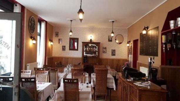 Au Titi parisien Le restaurant