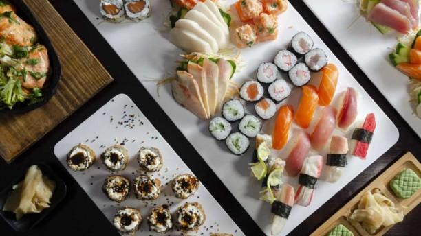 Konkai Sushi Mauá Combinado