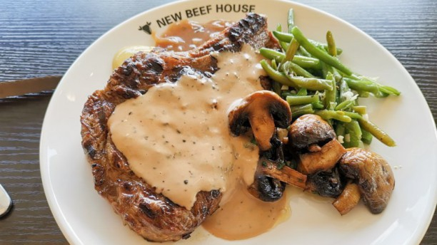 New Beef House Suggestion de plat