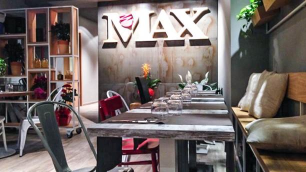 Max Roma La sala