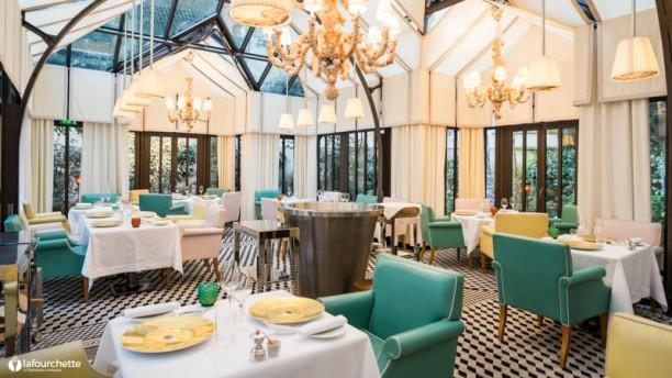 Il carpaccio h tel royal monceau in paris restaurant reviews menu and prices thefork - La cuisine hotel royal monceau ...