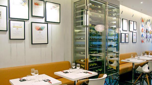 Wine & Beef Fusterie salle