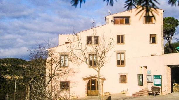Masía El Casot Vista fachada