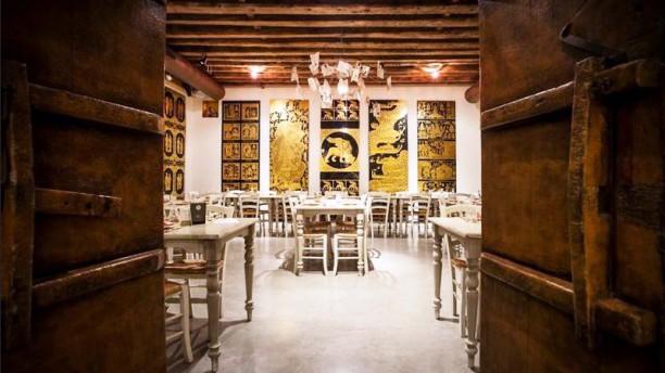 Pizzeria Birmhana Vista della sala