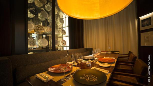 Restaurant la cuisine h tel royal monceau paris 8 me for Restaurant la cuisine royal monceau