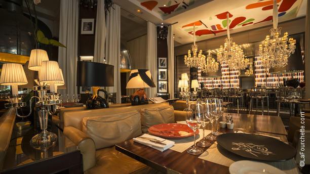 Restaurant la cuisine h tel royal monceau paris 8 me arc de triomphe menu avis prix et - La cuisine hotel royal monceau ...