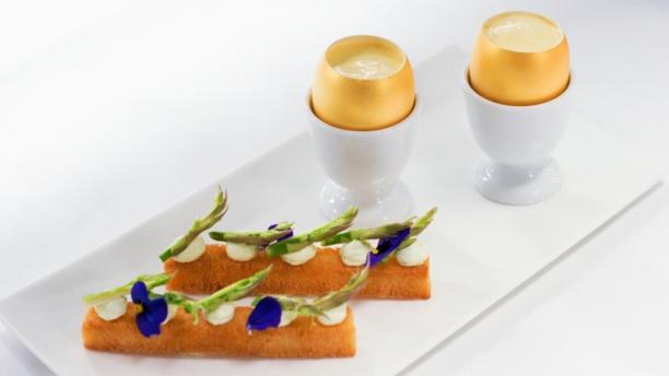 Restaurant agr able le service n 39 as pas le avis de la cuisine h tel royal monceau paris - La cuisine hotel royal monceau ...