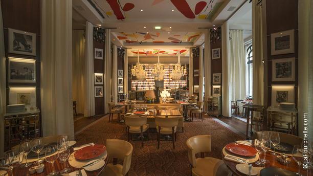 La cuisine h tel royal monceau in paris 20 for Restaurant la cuisine royal monceau