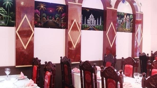 Haweli Tables dressées