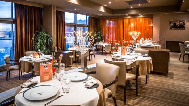 Vatel Restaurant Nîmes Salle