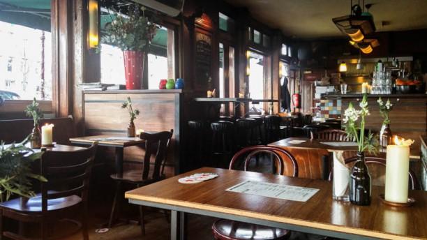 Binnen Buiten Amsterdam.Cafe Binnen Buiten In Amsterdam Restaurant Reviews Menu