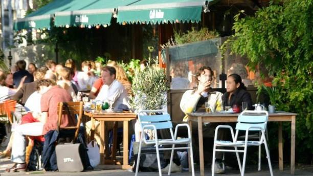 Café Binnen Buiten Terras