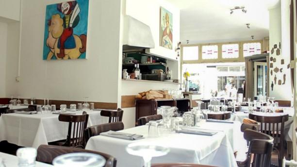La Trattoria di Donna Sofia Restaurantzaal