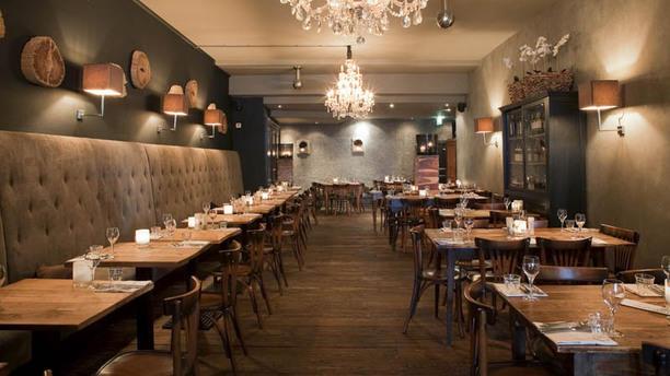Humphrey's Amsterdam (Nieuwezijds Kolk) Het restaurant