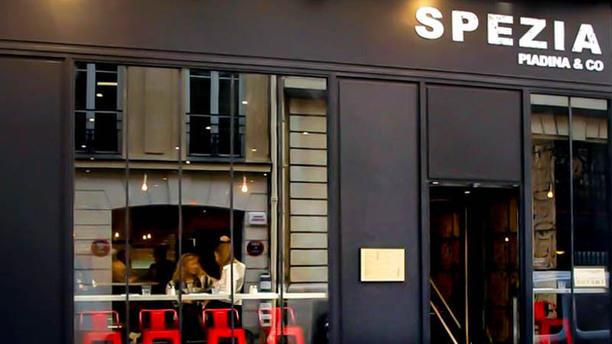 Spezia Piadina & Co Façade