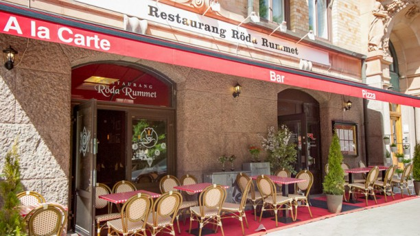 Röda rummet Restaurangens