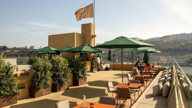 Douro Sky Lounge Terraço