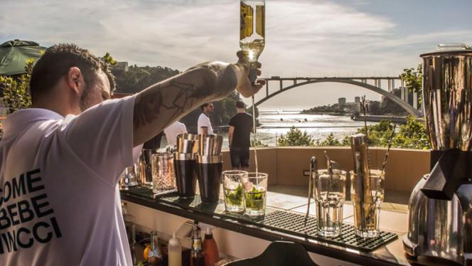 Bar - Douro Sky Lounge, Porto