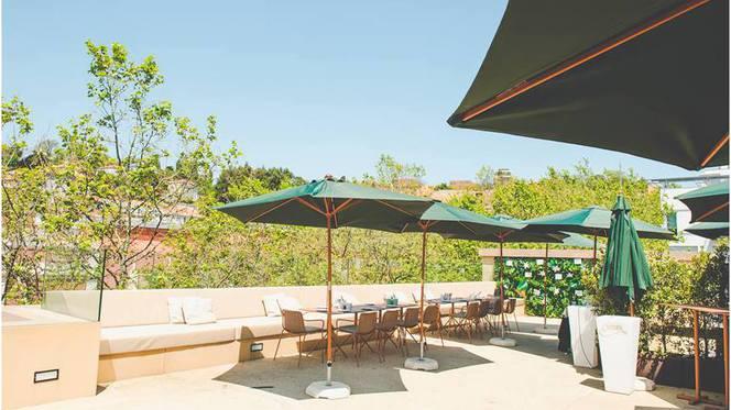Esplanada II - Douro Sky Lounge, Porto