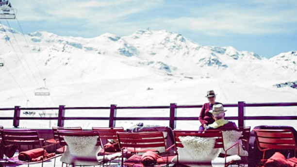 Le Val Thorens Peaks View