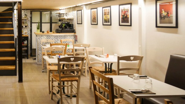 Don Taco Salle du restaurant
